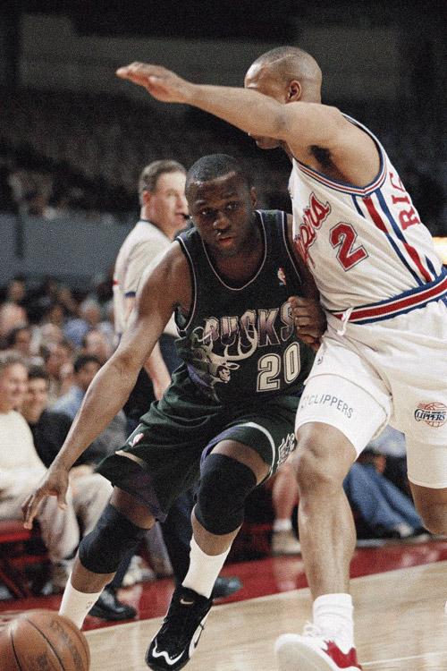 1996 Milwaukee Bucks season