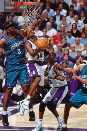 2001 Milwaukee Bucks Season