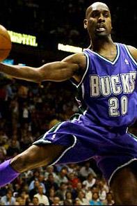 2003 Milwaukee Bucks Season