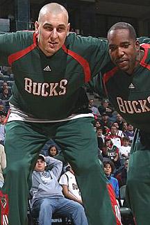 2007 Milwaukee Bucks Season