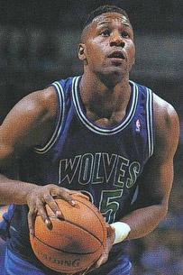 1991-92 Minnesota Timberwolves Season
