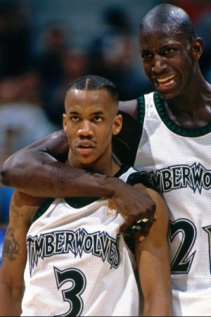 1998-99 Minnesota Timberwolves Season
