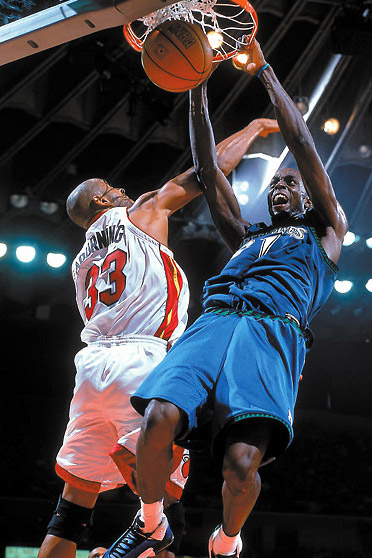 2001 Minnesota Timberwolves season