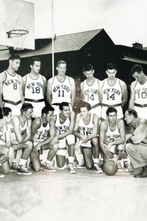 1950 New York Knicks Season