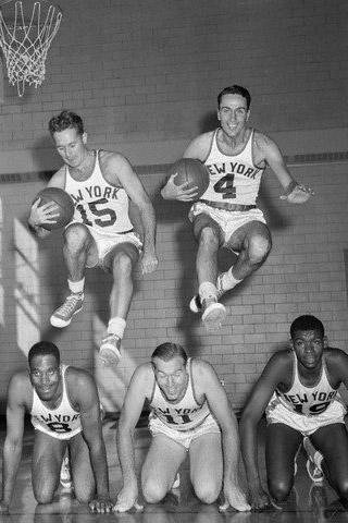 1955 New York Knicks season