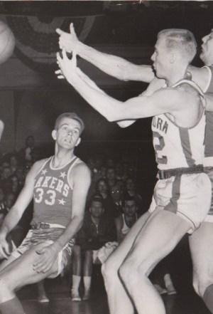 1958 New York Knicks Season