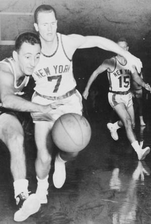 1960 New York Knicks Season