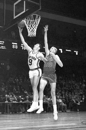 1962 New York Knicks Season