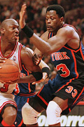 1995 New York Knicks Season