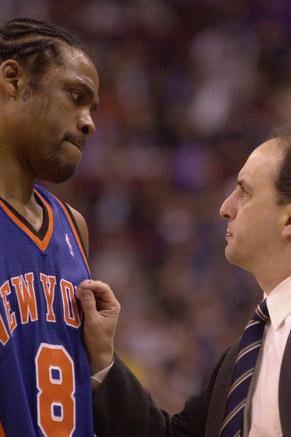 2001 New York Knicks Season
