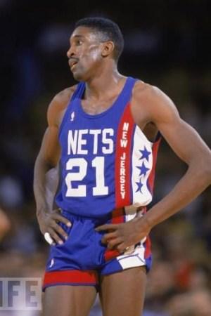 1987-88 New Jersey Nets Season