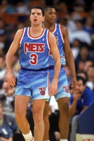 1990-91 New Jersey Nets Season