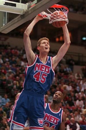 1994-95 New Jersey Nets Season