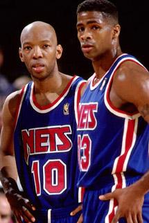 1995-96 New Jersey Nets Season