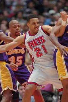 1996-97 New Jersey Nets Season