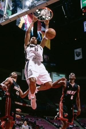 2000-01 New Jersey Nets Season