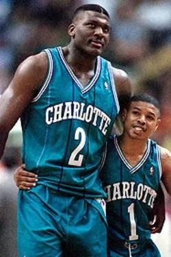 1988-89 Charlotte Hornets Season