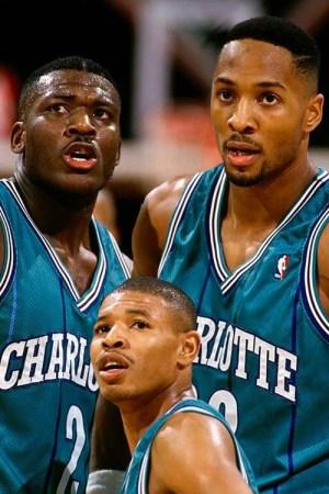 1991-92 Charlotte Hornets Season