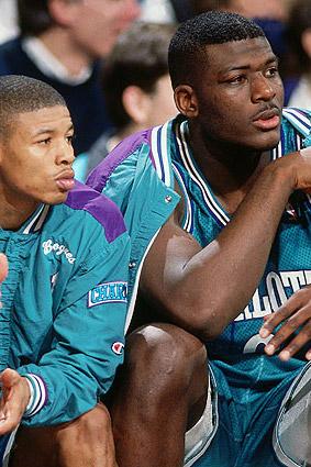 1994-95 Charlotte Hornets Season