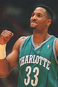 1995-96 Charlotte Hornets Season
