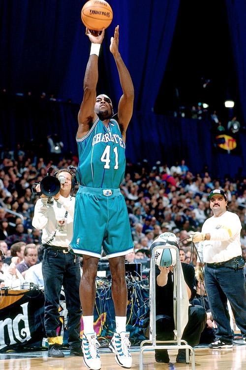 1997 Charlotte Hornets season