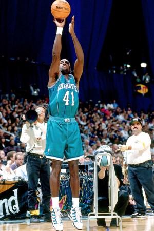 1996-97 Charlotte Hornets Season