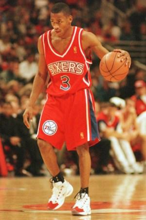 1997 Philadelphia 76ers Season