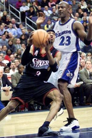 2002 Philadelphia 76ers Season