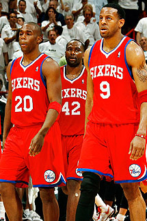 2011 Philadelphia 76ers Season