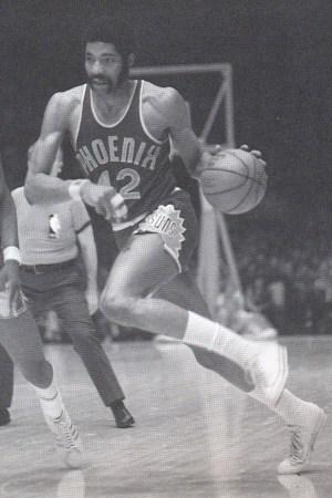 1971-72 Phoenix Suns Season