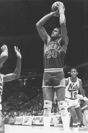 1982-83 Phoenix Suns Season