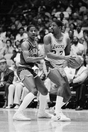1984-85 Phoenix Suns Season