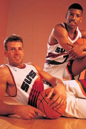 1991-92 Phoenix Suns Season