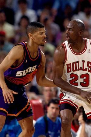 1995-96 Phoenix Suns Season