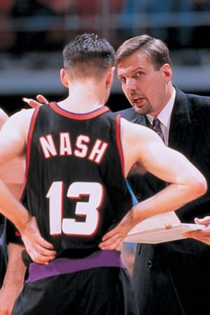 1997-98 Phoenix Suns Season