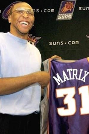 2001-02 Phoenix Suns Season