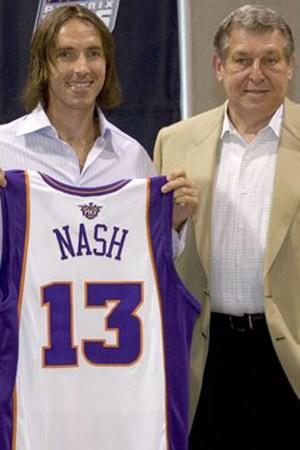 2004-05 Phoenix Suns Season