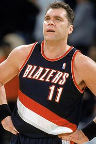 1986-87 Portland Trail Blazers Season