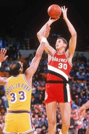 1987-88 Portland Trail Blazers Season