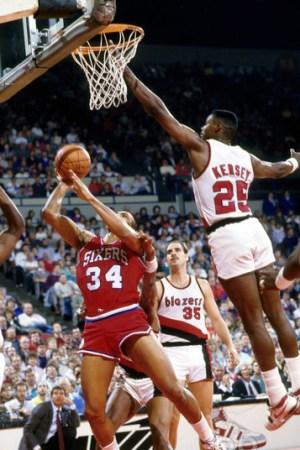 1988-89 Portland Trail Blazers Season