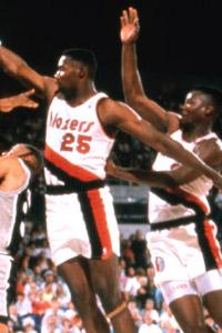 1991-92 Portland Trail Blazers Season