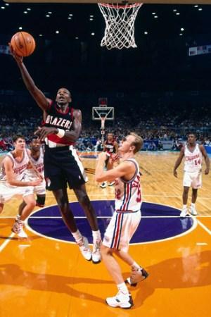 1993-94 Portland Trail Blazers Season