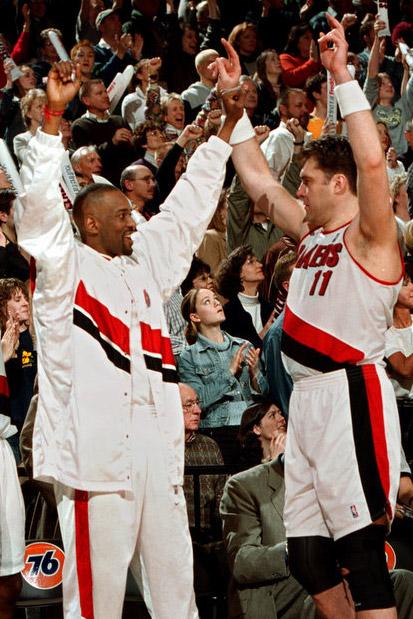 1998 Portland Trail Blazers season