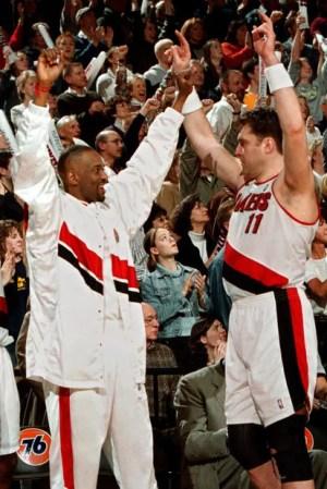 1997-98 Portland Trail Blazers Season