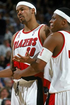 2000-01 Portland Trail Blazers Season