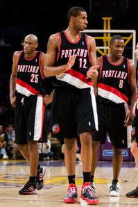 2009-10 Portland Trail Blazers Season