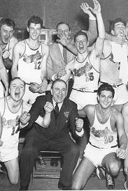 1954 Rochester Royals season
