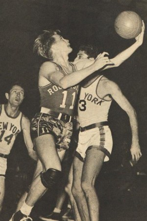 1955 Rochester Royals Season