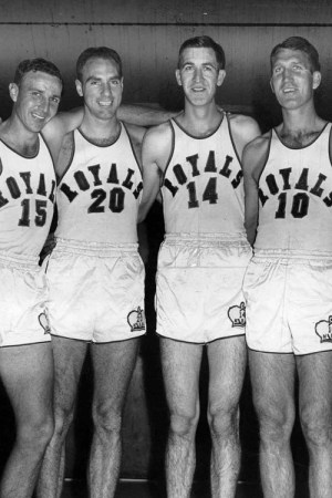 1956 Rochester Royals Season