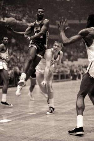 1958 Cincinnati Royals Season